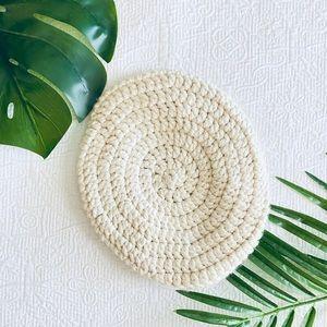 Vintage knit beret!